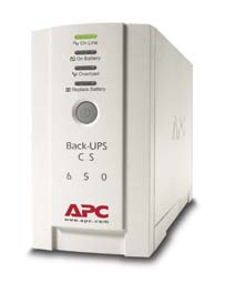 APC Back-UPS CS 650VA/400W (BK650-AS)